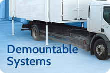 Demountable systems