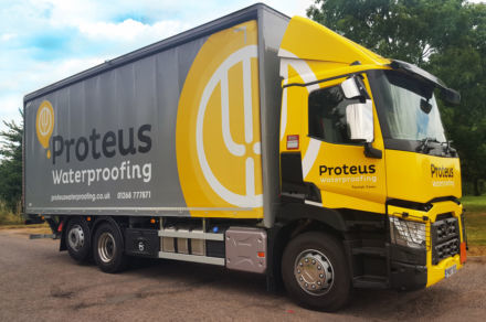 Proteus Waterproofing 1.