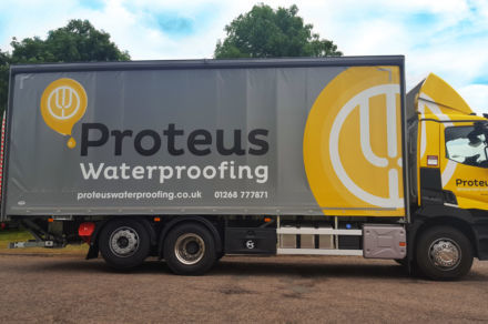 Proteus Waterproofing 2.