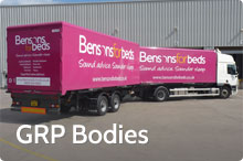 Photography of GRP bodies