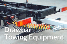 Photography of Drawbar towing equipment
