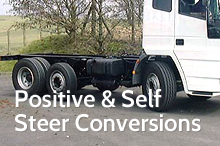 Photography of Positive & self steer conversions